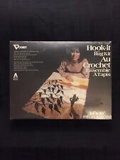 Vintage Vogart Hook-It Latch Hook Rug Kit Desert Scene #4703 New