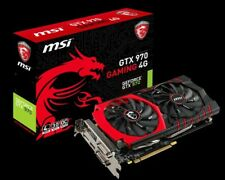 MSI Nvidia GeForce GTX 970 Gaming 4GB Video Card GPU