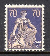 Switzerland - 1921 Definitive Helvetia -  Mi. 171x MH