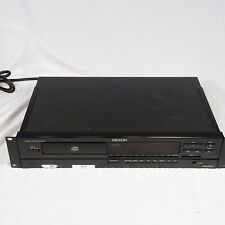 Vintage Denon DN-C615 CD Mp3 Player Rack Mount for Parts or Repair