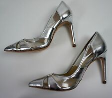 ZARA BASIC COLLECTION * High Heels * Silber * Cinderella * Ball Party Feier * 36