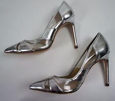ZARA BASIC COLLECTION * High Heels * Silber * Cinderella * Ball Party Feier * 36