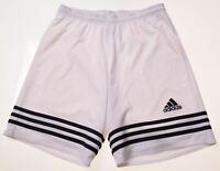 ADIDAS Mens Sport Shorts Small White Polyester  LI01