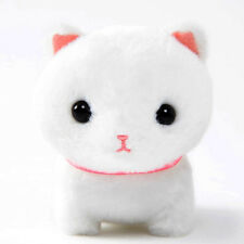 Chinmari Munchkin 6'' White Kitten Plush Amuse Prize Anime Manga NEW