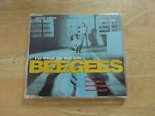 Bee Gees - For Whom The Bell Tolls -  CD Single, 4 tracks
