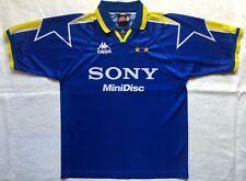 Juventus 1995 1996 1997 third football shirt jersey Sony MiniDisc Kappa size XL
