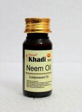 Khadi Omorose Neem Oil Coldpressed Carrier Oil 30 ml Free Shipment