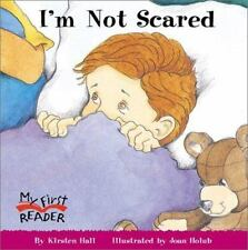 I'm Not Scared (My First Reader)-ExLibrary