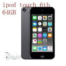 🔥NEW Apple iPod touch 6th Generation Gray (64GB) MP3/4 Player - US Free Shipp🔥