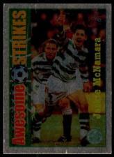 Futera Celtic Fans' Selection 1997-1998 (Chrome) Jackie McNamara #57