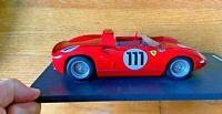 Tecnomodel Ferrari 250 P Nurburgring #111 1:18 - Very Rare - Unique - NEW in Box