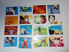 Lot de 16 vignettes DBZ DRAGON BALL Z pour album PANINI  n°1