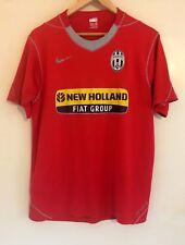"JUVENTUS FC Team ""NIKE"" football jersey. Size men's Med 100% Polyester V.G cond"