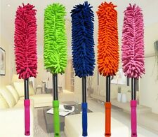Microfiber Cleaning Duster Wall Hanging Handle