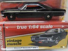 `66 Chevrolet Impala Black 1966 **RR** Auto World Hobby 1248 ltd 1:64 OVP