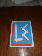 LIFE EXTENTION SKATEBOARD GROUP ALL BOXED UP LOGO SQUARE SKATEBOARD STICKER