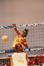 Net Action FOUND PHOTO Women's Pro  BEACH VOLLEYBALL Color FREE SHIPPING 7211