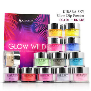 Kiara Sky Glow Dip Powder 1oz Pick Any
