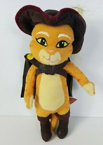 Puss In Boots Plush Dreamworks 24cm 2011