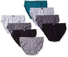 Hanes Men's X-Temp Low Rise Sport Briefs(Pack of 8) Colors may vary New