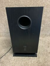 New listing Onkyo Skw-200 Powered Subwoofer Speaker 75 Watts Sub