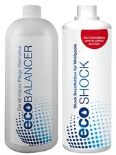 ecoBalancer & ecoShock - Das chlorfreie Wasserpflegeset für Ihren Whirlpool