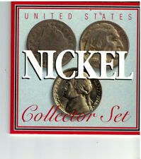 New listing United States Nickel Collector Set Liberty Head, Indian Head,Jefferson! #I0488