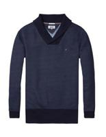 Tommy Hilfiger Herren Pullover blau (51) XL