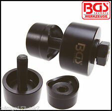 BGS - Screw Hole Punch, 32 mm For Stainless Steel Sinks, Taps Etc - 3902
