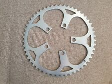 NOS 52T Stronglight Zicral 5 bolt Bicycle Chainring