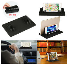 Sticky Silicone Pad Car Dashboard Mount Holder Cradle for SmartPhones Tablet PC