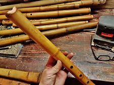 1.8 Student model non root end Shakuhachi Japanese Jinashi bamboo flute susudake