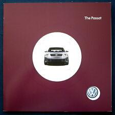 Prospekt brochure 2003 Volkswagen VW Passat (USA)