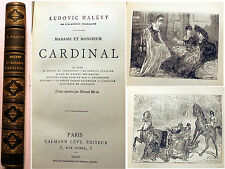 BOURGEOISIE/MADAME ET MONSIEUR CARDINAL/L.HALEVY/CALMANN-LEVY/1900/12 ILLS MORIN