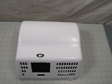 American Dryer GX1 Global Automatic Hand Dryer White Cover ABS NEW