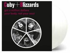 "CUBY & BLIZZARDS ~ L.S.D. 7"" White Vinyl RSD 2018 NEW!"