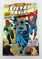 Rare 2000 DC Comics Promo Cover ~ Super Luthor Bat Penguin Green Sinestro