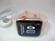 Apple Watch Series 3 42mm rose gold Aluminium Sport Band (GPS + cellular)