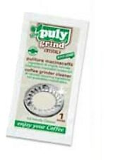 PULY GRIND COFFEE GRINDER CLEANER CRYSTALS 20 GRAMS PACKET