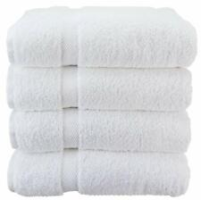 Luxury Bath Towels Large-Circlet Egyptian Cotton Highly Absorbent (Set Of 4)