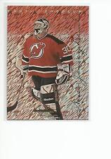 MARTIN BRODEUR 1995-96 Leaf Limited card #18 New Jersey Devils NR MT