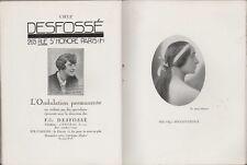 Académie Nationale de Musique et Danse. 1926. Theatre B8.789