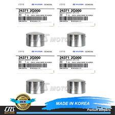 GENUINE Camshaft Bearings 4PACK Upper for 09-14 Hyundai Kia 2.0L 2.4L 243712G000