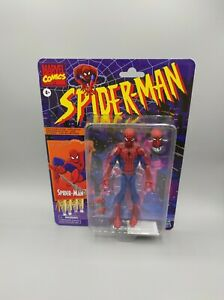 Marvel Legends Spiderman Retro Collection Classic Hasbro