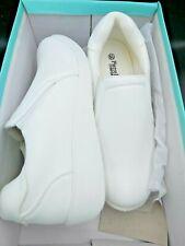 Pierre Dumas Comfort Shoes White Shoes women  5.5 size  Free Shipping