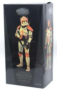 Sideshow 1/6 Scale Star Wars Commander Cody 212th Attack Battalion Figure MIB