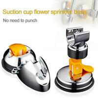 1* Attachable Handheld Shower Spray Head Holder Bracket Wall Mount Suction Cup