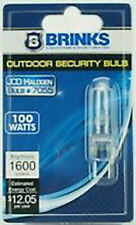 Brinks Outdoor Security Bulb - JCD Halogen - #7055 - 100W - 1600 Lumens
