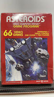 Asteroids boxed game (Atari 2600, 1981) FACTORY SEALED