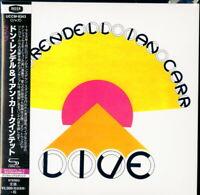 DON RENDELL / IAN CARR QUINTET-LIVE-JAPAN MINI LP SHM-CD Ltd/Ed E25